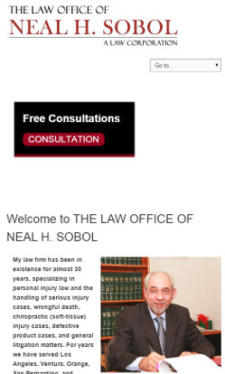 Law Firm of Neal H. Sobol